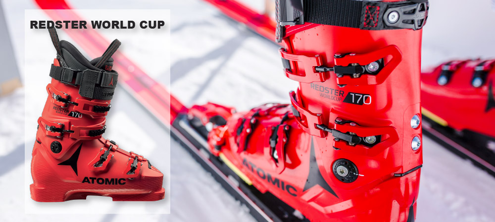 CHAUSSURES ATOMIC REDSTER WORLD CUP