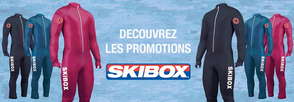 Shorts et Combinaisons Skibox à -50%