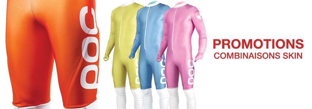 POC Skin Ski Suit