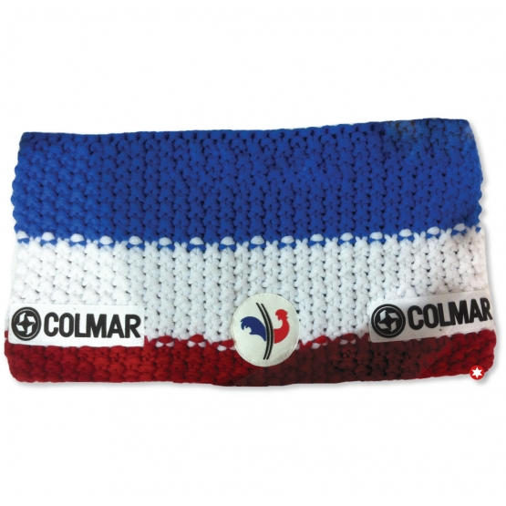 BANDEAU COLMAR HEAD BAND EQUIPE DE FRANCE DE SKI