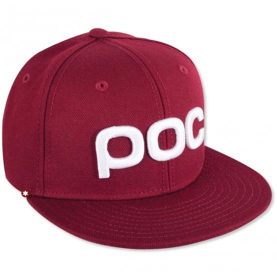 CASQUETTE POC CORP CAP LACTOSE RED