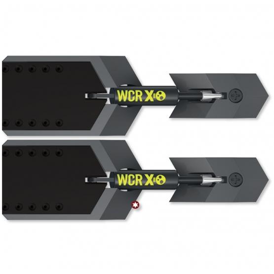 DAMPENER KIT HEAD RACEPLATE WCR