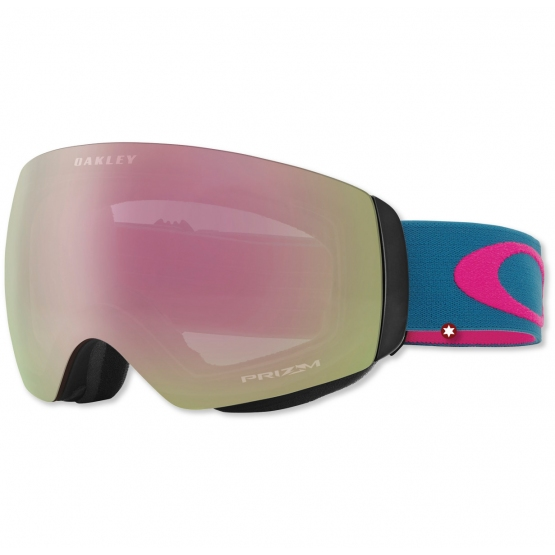 MASQUE OAKLEY FLIGHT DECK™ XM LEGION BLUE ROSE /PRIZM HI PINK IRIDIUM S1