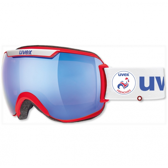 MASQUE UVEX DOWNHILL 2000 FRENCHIES S2