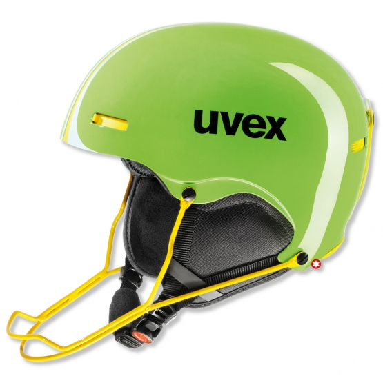 CASQUE UVEX HLMT 5 RACE GREEN
