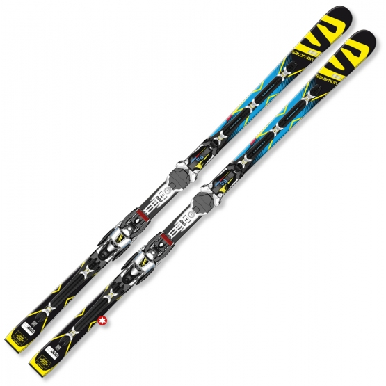 SKIS SALOMON LAB XRACE GS FIS M/W