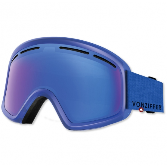 MASQUE VONZIPPER TRIKE BLUE S2