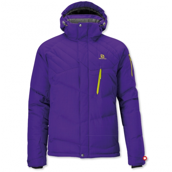 VESTE SALOMON PIC DOWN