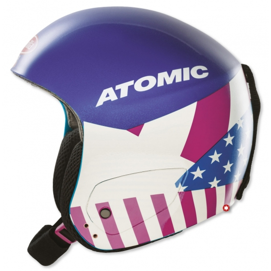 CASQUE ATOMIC REDSTER WC FIS MIKAELA