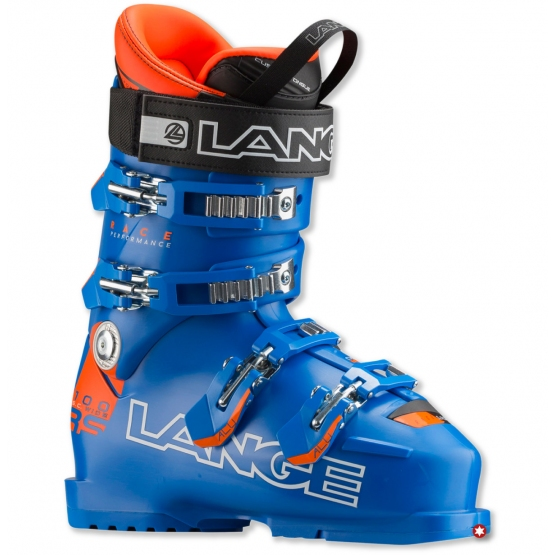 CHAUSSURES LANGE RS 110 WIDE POWER BLUE