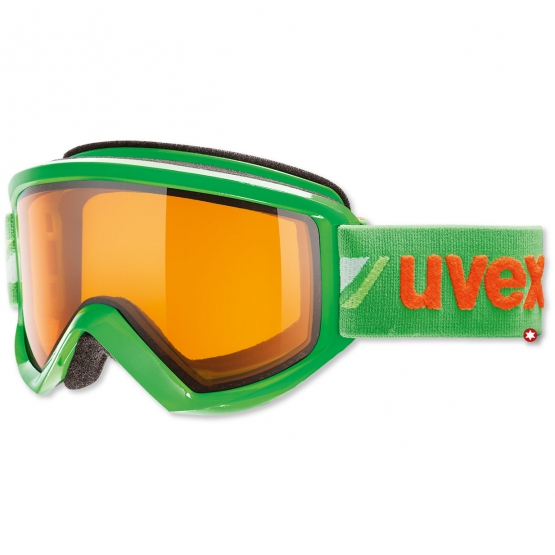 MASQUE UVEX FIRE RACE GREEN S1