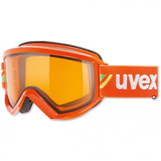 MASQUE UVEX FIRE RACE ORANGE S1