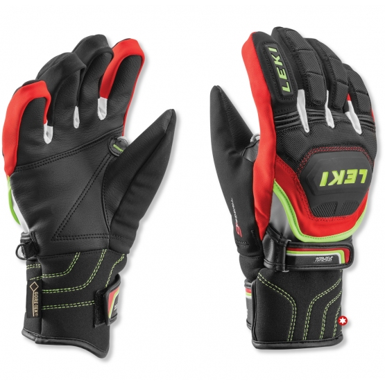 GANTS LEKI WC RACE COACH FLEX S GTX JUNIOR