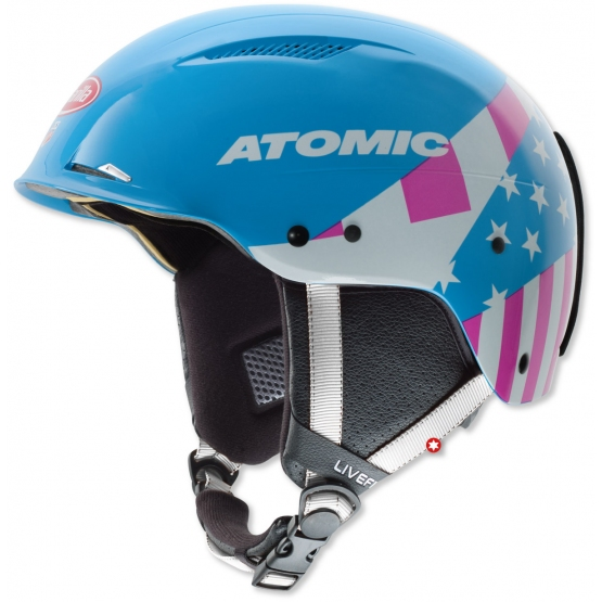 CASQUE ATOMIC REDSTER LF SL MIKAELA