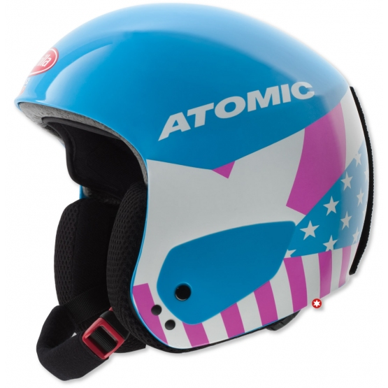 CASQUE ATOMIC REDSTER REPLICA MIKA