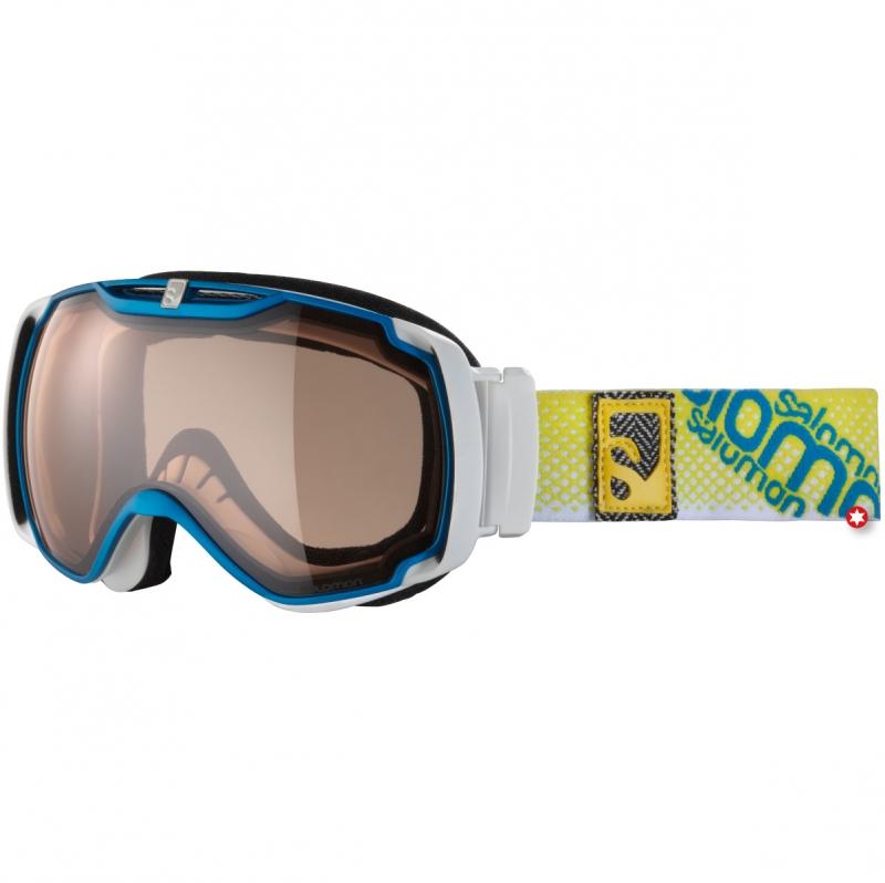 masque de snowboard salomon x tend um skibox. Black Bedroom Furniture Sets. Home Design Ideas