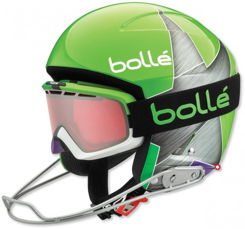 casque de ski bolle podium fis masque nova ii 2 ecrans skibox. Black Bedroom Furniture Sets. Home Design Ideas