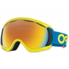 MASQUE OAKLEY CANOPY™ FACTORY PILOT S3