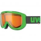 MASQUE UVEX RACER NEON GREEN S1