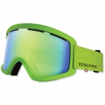 MASQUE VONZIPPER BEEFY BLACK LIME S2