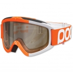 MASQUE POC IRIS COMP ZINK ORANGE 2 ECRANS