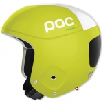 CASQUE POC SKULL ORBIC COMP HEXANE YELLOW FIS