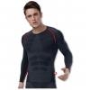 SOUS VETEMENT SKIBOX COMPRESSION TOP LONG SLEEVE