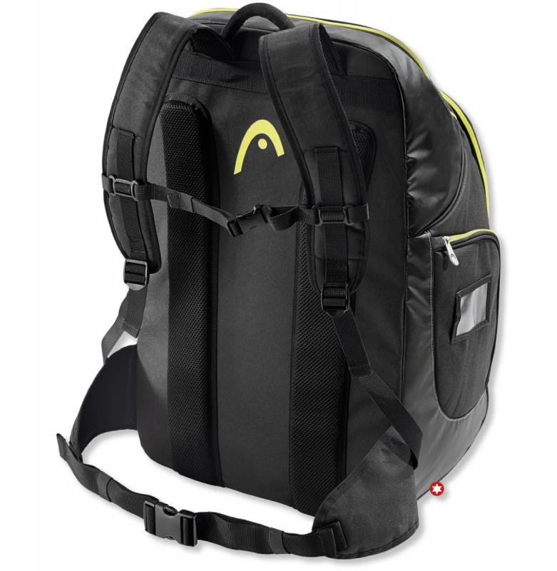 sac chaussures de ski head rebels racing backpack skibox. Black Bedroom Furniture Sets. Home Design Ideas