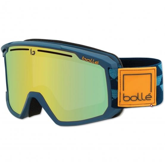 MASQUE BOLLE MADDOX MATTE BLUE S3