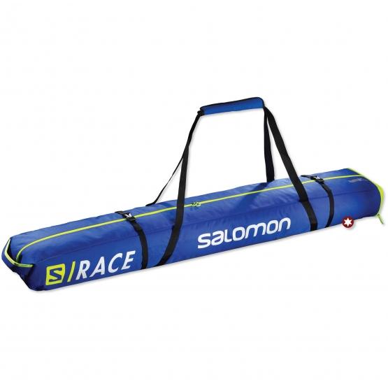 HOUSSE A SKIS SALOMON EXTEND 2 PAIRS 175+20 SKI BAG