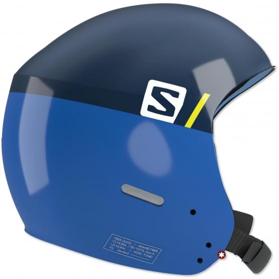 CASQUE SALOMON S/RACE FIS