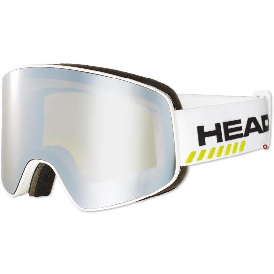 MASQUE HEAD HORIZON RACE WHITE GREEN S2/S1