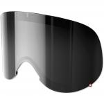 POC ECRAN LID+ DOUBLE BLACK S4