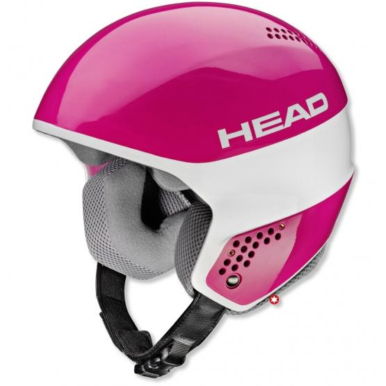 CASQUE HEAD STIVOT RACE YOUTH CARBON FIS