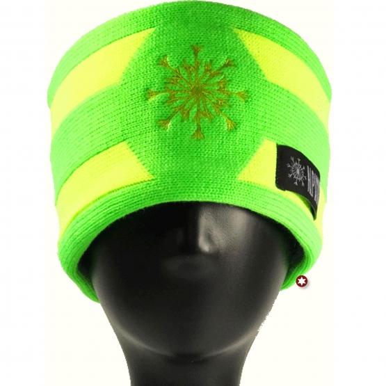 BANDEAU ALPINNA GREEN YELLOW