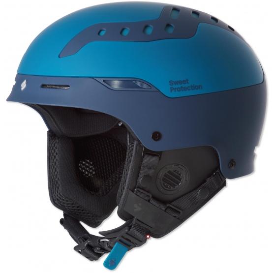 CASQUE SWEET PROTECTION SWITCHER MATTE DARK FROST/MIDNIGHT BLUE