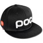 CASQUETTE POC RACE STUFF CAP URANIUM BLACK